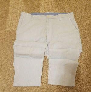 Seer sucker slacks must have closet staple!
